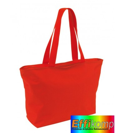 Torba na zakupy, EASY, czerwony.