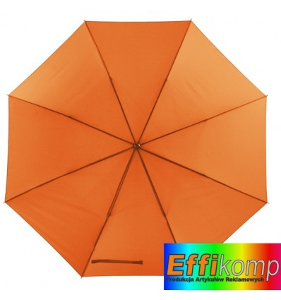 Parasol, HIP HOP, pomarańczowy.