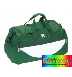 Torba na ramię, CHAMP, zielony/biały.