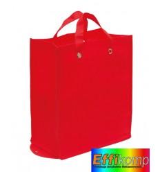 Torba na zakupy, PALMA, czerwony.