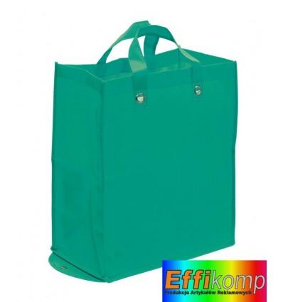 Torba na zakupy, PALMA, zielony.