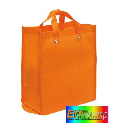 Torba na zakupy, PALMA, pomarańczowy.