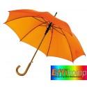 Parasol automatyczny, BOOGIE, pomarańczowy.