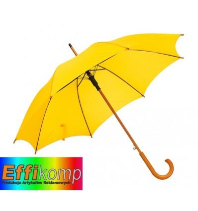 Parasol automatyczny, BOOGIE, żółty.