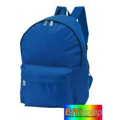 Plecak, TOP, niebieski.
