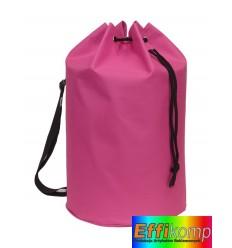 Plecak marynarski, RIMINI, różowy.