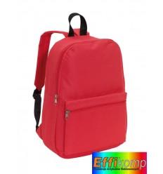 Plecak, CHAP, czerwony.