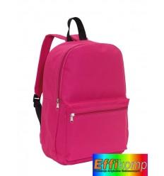 Plecak, CHAP, różowy.