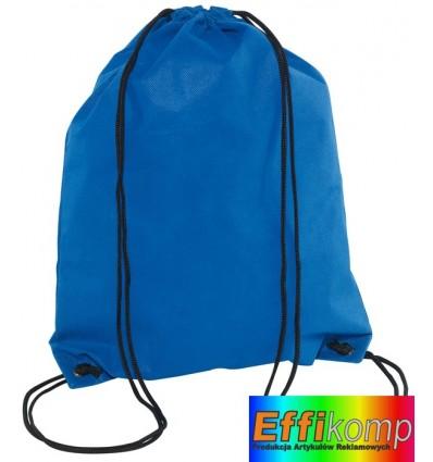 Plecak marynarski, DOWNTOWN, niebieski.