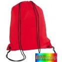 Plecak marynarski, DOWNTOWN, czerwony.