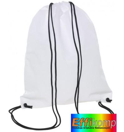Plecak marynarski, DOWNTOWN, biały.