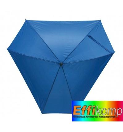 Parasol z włółkna szklanego, TRIANGLE, niebieski.