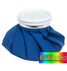 Torba izotermiczna, FROZEN, niebieski/biały.