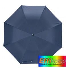 Parasol, REGULAR, granatowy.