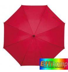 Parasol z włółkna szklanego, FLORA, ciemnoczerwony.