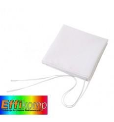 Zapaska, 100x100 cm, STEWARD, biały.