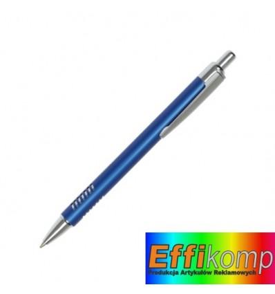 Długopis, CAYMAN, niebieski.