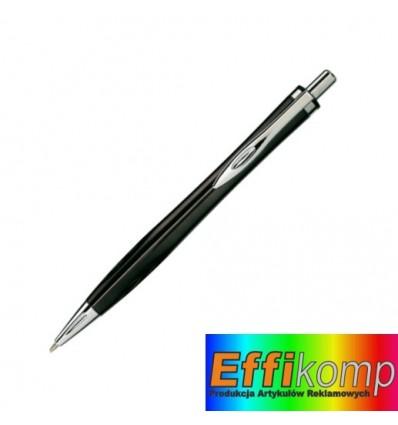 Długopis, ASCOT,, czarny.