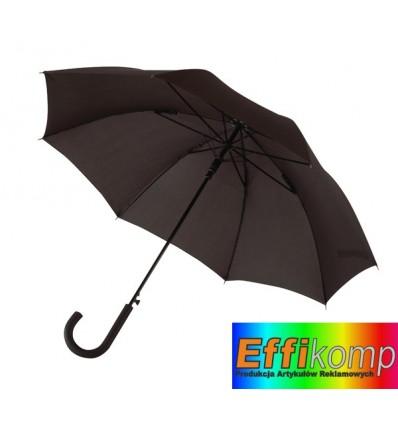 Parasol automatyczny, sztormowy, WIND, czarny.