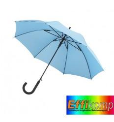 Parasol automatyczny, sztormowy, WIND, błękitny.