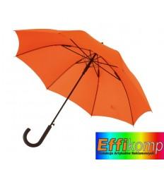 Parasol automatyczny, sztormowy, WIND, pomarańczowy.