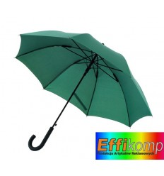Parasol automatyczny, sztormowy, WIND, ciemnozielony.