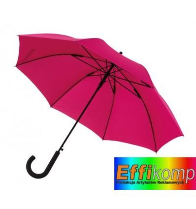 Parasol automatyczny, sztormowy, WIND, jasnoróżowy.