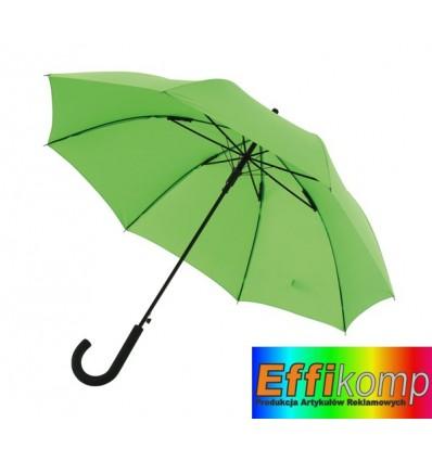 Parasol automatyczny, sztormowy, WIND, jasnozielony.