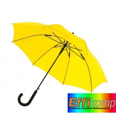 Parasol automatyczny, sztormowy, WIND, żółty.