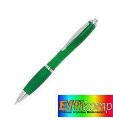 Długopis, SWAY, zielony.