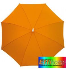 Parasol automatyczny, RUMBA, pomarańczowy.