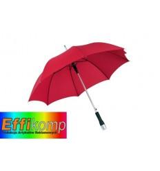 Parasol automatyczny, SECRET, czerwony.