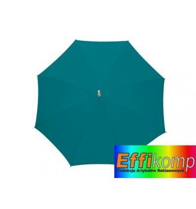 Parasol automatyczny, RING, turkusowy.