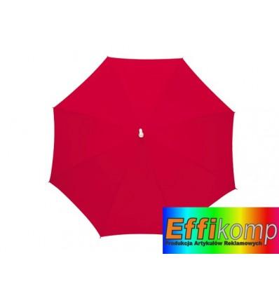 Parasol automatyczny, RING, czerwony.