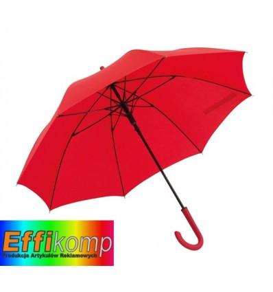 Parasol automatyczny, wodoodporny, LAMBARDA, czerwony.