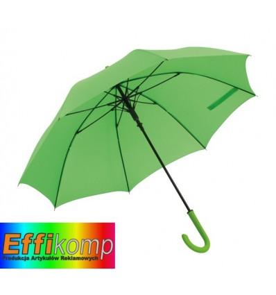 Parasol automatyczny, wodoodporny, LAMBARDA, jasnozielony.