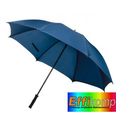 Parasol wiatroodporny, TORNADO, granatowy.