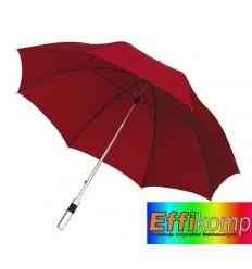 Parasol golf, SATELITE, czerwony.