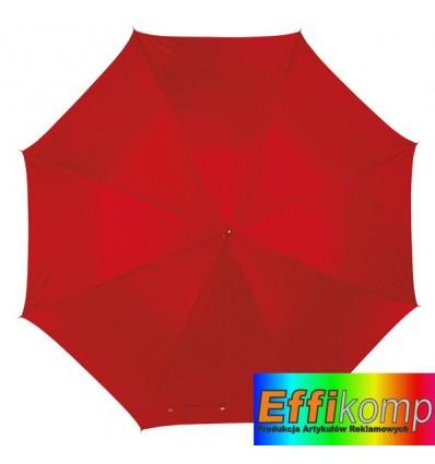 Parasol golf, RAINY, czerwony.