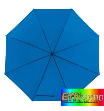Parasol golf, MOBILE, niebieski.