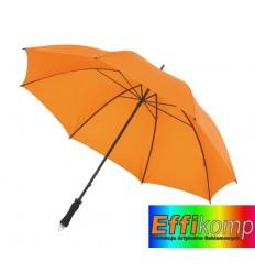 Parasol golf, MOBILE, pomarańczowy.