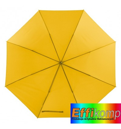Parasol golf, MOBILE, żółty.