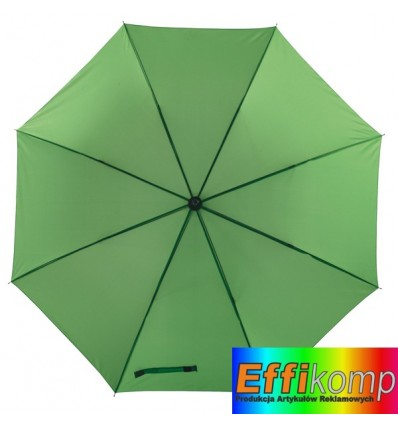 Parasol golf, MOBILE, jasnozielony.