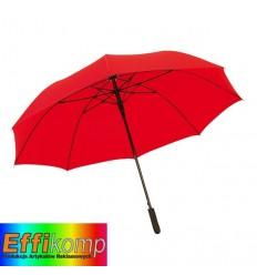 Parasol automatyczny, PASSAT, czerwony.