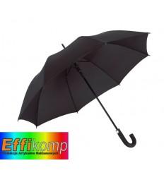 Parasol golf, wodoodporny, SUBWAY, czarny.
