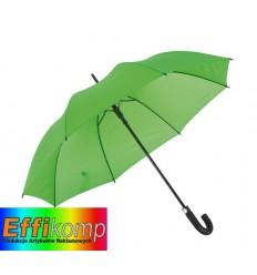 Parasol golf, wodoodporny, SUBWAY, jasnozielony.