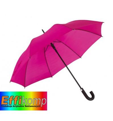 Parasol golf, wodoodporny, SUBWAY, ciemnoróżowy.
