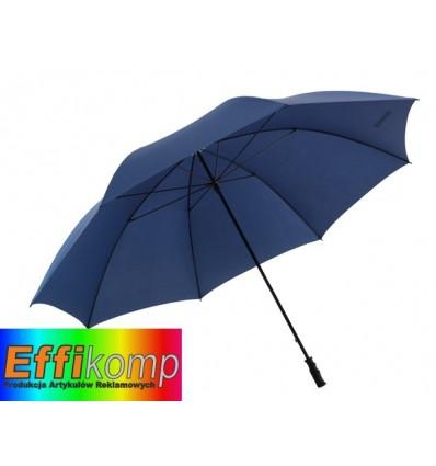 Parasol golf, CONCIERGE, granatowy.