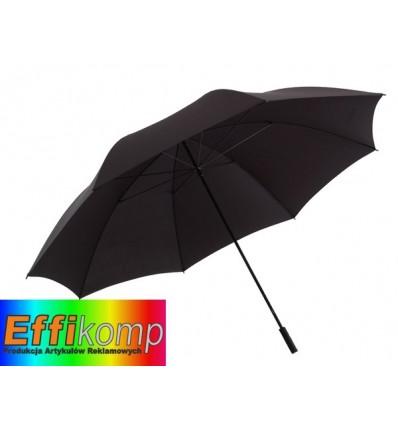 Parasol golf, CONCIERGE, czarny.