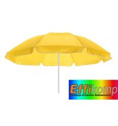 Parasol plażowy,SUNFLOWER, żółty.